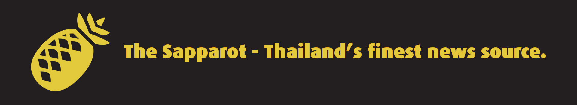The Sapparot - Thailand's finest news source.