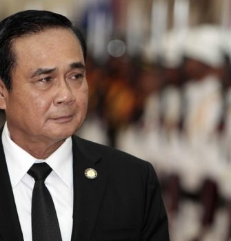 """Jack of All Trades, Master of None, Thailand's Prime Minister Prayuth Chan-ocha Says """"I Can Be Whatever You Want Me to Be. I Can Be It All."""""""