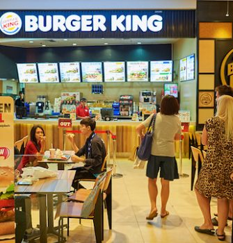 Love of Thai Food Discussed over Lunch at Burger King