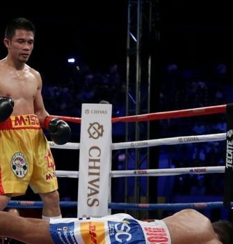 Srisaket Puts Aside Favourite Meal Until Bout